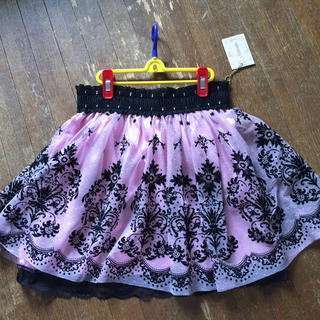 マジェンダ(Magender)のレースのミニスカート☆新品(ミニスカート)