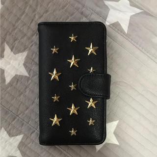 シマムラ(しまむら)のしまむら  スタッズiPhone6.7用(iPhoneケース)