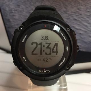 スント(SUUNTO)の【HyperX様専用】スント アンビット3 ピーク(日本正規品、保証書付)(腕時計(デジタル))