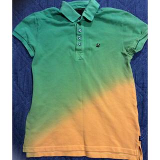 イズリール(IZREEL)のIZREEL イズリール グラデーション ポロシャツ(ポロシャツ)