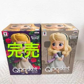 オーロラヒメ(オーロラ姫)のQposket ディズニーオーロラ フィギュア (B)(フィギュア)