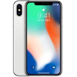 アップル(Apple)のiPhoneX 256/2台  64/2台(スマートフォン本体)