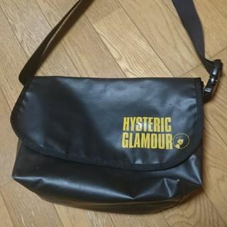 ヒステリックグラマー(HYSTERIC GLAMOUR)のみねちん専用 HYS メッセンジャーバッグ(メッセンジャーバッグ)