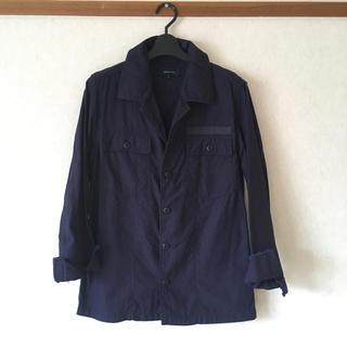 SHIPS JETBLUE ミリタリーシャツジャケット