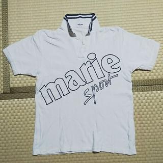 マリクレール(Marie Claire)のマリクレール marie claire 半袖スポーツポロシャツ L(ポロシャツ)