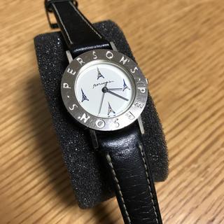 パーソンズ(PERSON'S)のパーソンズ 腕時計 26mm エッフェル塔(腕時計)