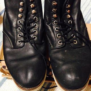 ホーキンス(HAWKINS)のホーキンス ブーツ 黒(ブーツ)