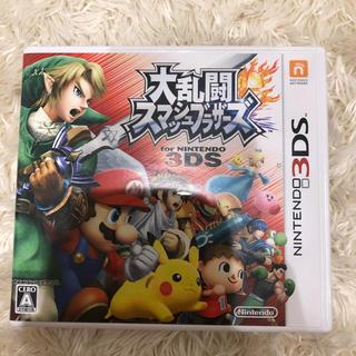 ニンテンドー3DS(ニンテンドー3DS)の大乱闘 スマッシュブラザーズ 3DS(携帯用ゲームソフト)