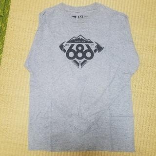 バートン(BURTON)の686ロングTシャツ(Tシャツ/カットソー(七分/長袖))