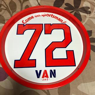 ヴァンヂャケット(VAN Jacket)の年代物 van jac  come on sportsman! アルミ プレート(その他)