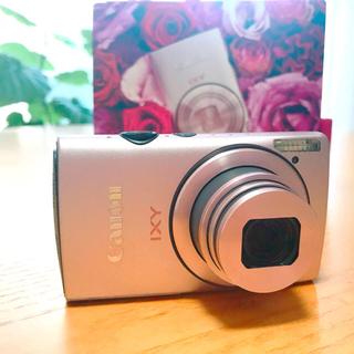 キヤノン(Canon)の値下げ!【美品】Canon デジカメサマンサタバサ コラボ 限定モデル(コンパクトデジタルカメラ)