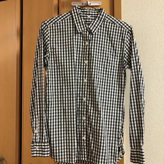 ムジルシリョウヒン(MUJI (無印良品))のギンガムチェックシャツ(シャツ/ブラウス(長袖/七分))