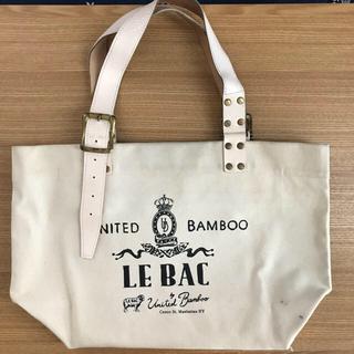 ユナイテッドバンブー(united bamboo)のユナイテッドバンブー トートバッグ(トートバッグ)