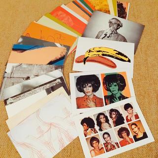 アンディウォーホル(Andy Warhol)の◆美品 アンディ ウォーホル Men:30 ポストカード(その他)