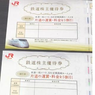 JR九州 株主優待券10枚セット(その他)