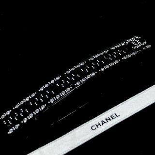 シャネル(CHANEL)の美品☆CHANEL バレッタ☆(バレッタ/ヘアクリップ)