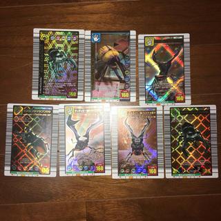ニンテンドウ(任天堂)のムシキングカード(カード)