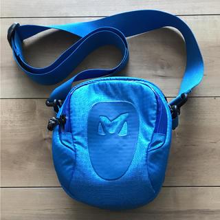 ミレー(MILLET)のミレー ショルダーポーチ ブルー(登山用品)