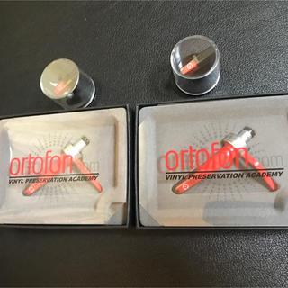 Ortofon Digi Track ツイン セット カートリッジ 交換針(レコード針)