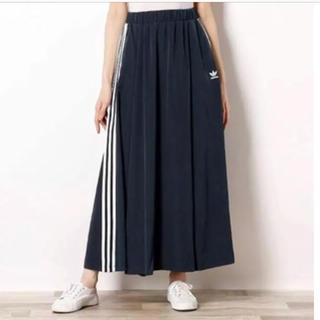 アディダス(adidas)のS ♡ BEAUTY&YOUTH ロングスカート adidas コラボ(ロングスカート)