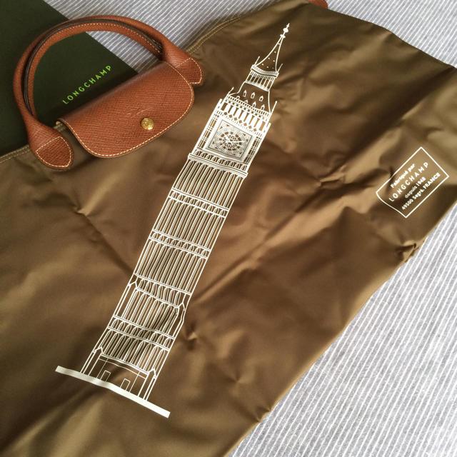 d797338c4d24 LONGCHAMP(ロンシャン)のロンシャン LongChamp 新品 ロンドン限定 プリアージュ ビッグベン レディースのバッグ
