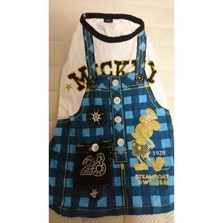 ディズニー(Disney)のペットパラダイス ディズニー ミッキー 男の子 Tシャツ 犬用 服(犬)