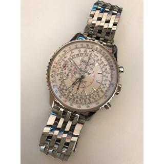 ブライトリング(BREITLING)のF348TB様専用 ブライトリング モンブリラン ダトラ ナビタイマー(腕時計(アナログ))