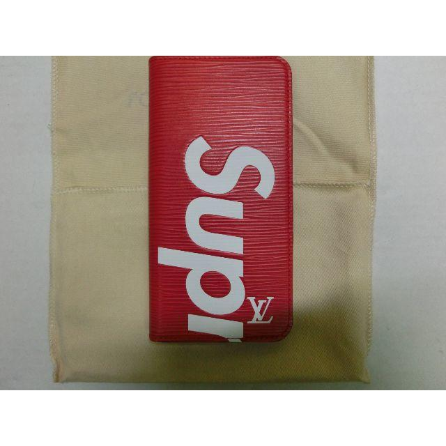 iphone ケース 透明 / LOUIS VUITTON - Supreme × Louis Vuitton LV Folio の通販 by Art shop|ルイヴィトンならラクマ