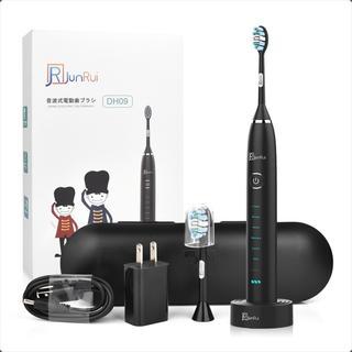 RJunRui 電動歯ブラシ 6モード 3段階の強(その他)