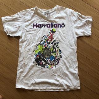 ハイスタンダード(HIGH!STANDARD)のハワイアン6 バンT L 旧譜ツアー(Tシャツ/カットソー(半袖/袖なし))