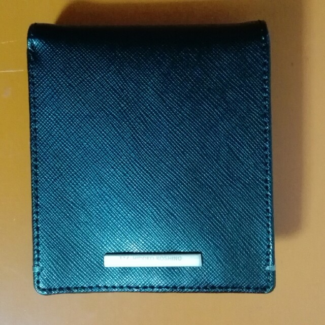 34daed04db72 HIROKO KOSHINO(ヒロココシノ)の新品☆ヒロココシノオム 二つ折り財布 メンズのファッション
