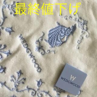 ウッドウッド(WOOD WOOD)のWEDG WOOD  ハンカチ(ハンカチ)