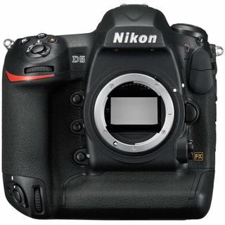 ニコン(Nikon)のNikon D5(デジタル一眼)