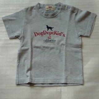ドッグデプト(DOG DEPT)の半袖Tシャツ90cm(その他)
