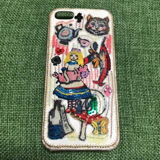 タマオ(tamao)のtamao iphone5ケース 不思議の国のアリス(iPhoneケース)