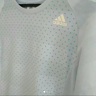 アディダス(adidas)のアディダス adidas Tシャツ  Mサイズ(Tシャツ/カットソー(半袖/袖なし))