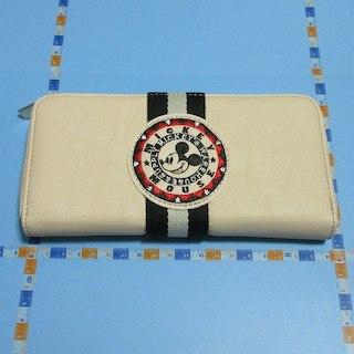 ディズニー(Disney)の長財布「ミッキーマウス」(長財布)
