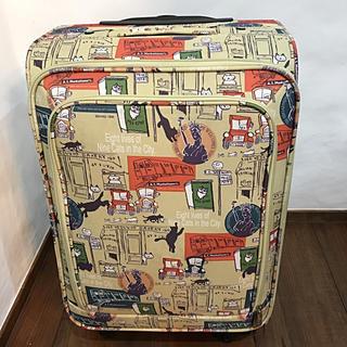エーエスマンハッタナーズ(A.S.Manhattaner's)のスーツケース  キャリーバッグ  猫(スーツケース/キャリーバッグ)