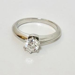 ティファニー(Tiffany & Co.)の値下げ‼️ 0.4カラット ティファニー ダイヤ リング 指輪(リング(指輪))