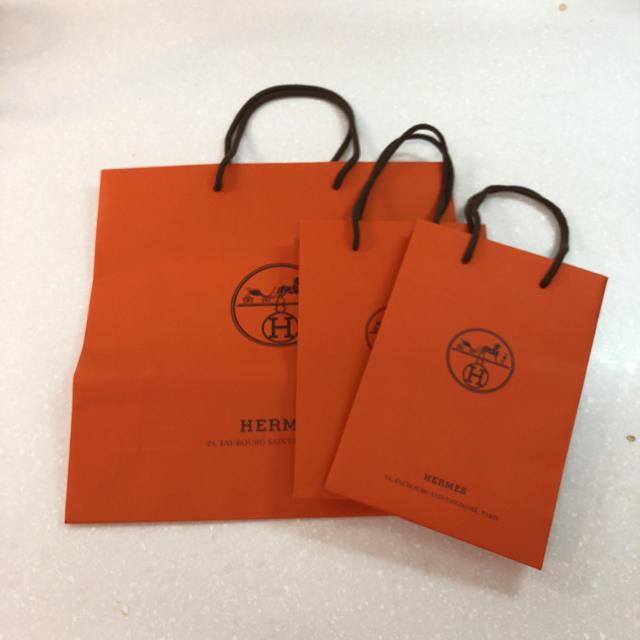 24c8dfa31e5d Hermes(エルメス)のエルメス 紙袋 ショッパー ショップ袋 HERMES レディースのバッグ(ショップ