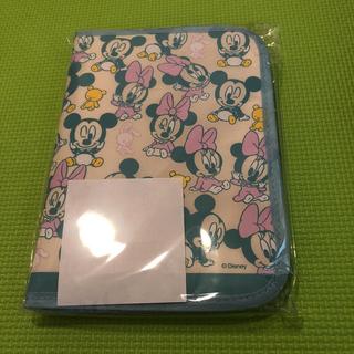 ディズニー(Disney)のお値下げベビーミッキー ミニー 母子手帳(母子手帳ケース)