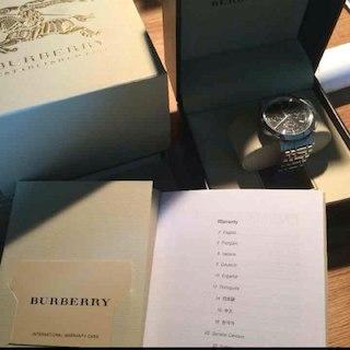 バーバリー(BURBERRY)のバーバリー 時計(その他)