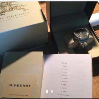 バーバリー(BURBERRY)のBurberry 正規品定価80000(その他)