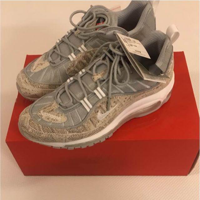 half off 86627 01dfd Supreme(シュプリーム)のsupreme nike AIRMAX98 95 97 90 270 メンズの靴