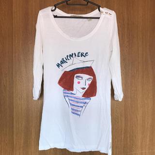 ルカ(LUCA)のMAISON SCOTCH ロングTシャツ(Tシャツ(長袖/七分))