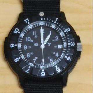 トレーサー(traser)のジャンク品 H3 mb-microtec スイス製 腕時計(腕時計(アナログ))