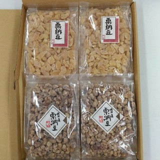 ナカムラヤ(中村屋)のビアンカ様 栗納豆製菓用2種(菓子/デザート)