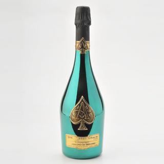 ドンペリニヨン(Dom Pérignon)のアルマンドブリニャック グリーン(シャンパン/スパークリングワイン)