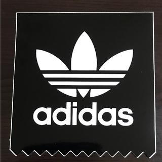 アディダス(adidas)の【縦12cm横11.5cm】adidas skateboarding ステッカー(ステッカー)