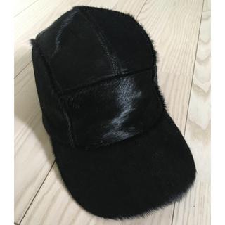 クリスチャンダダ(CHRISTIAN DADA)のクリスチャンダダ  馬毛CAP 帽子(キャップ)